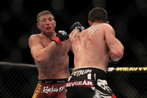 UFC 146 Results: What's Next for Jason
