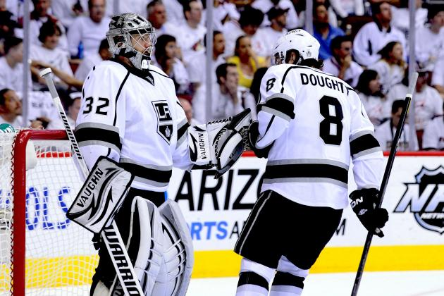NHL Playoffs 2012: First Stanley Cup Crown Won't Come Easy for L.A. Kings