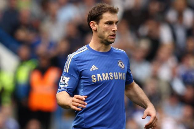 Chelsea Transfer News: Branislav Ivanovic Wise to Stay at Stamford Bridge