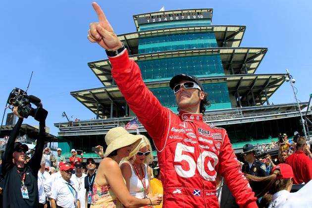 Indy 500 Results: Dan Wheldon Inspires Dario Franchitti in Unforgettable Moment