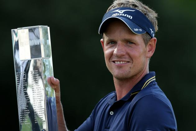 Luke Donald and Zach Johnson Get Big Wins This Weekend