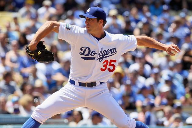 Capuano Shines at Home, Lifts Dodgers