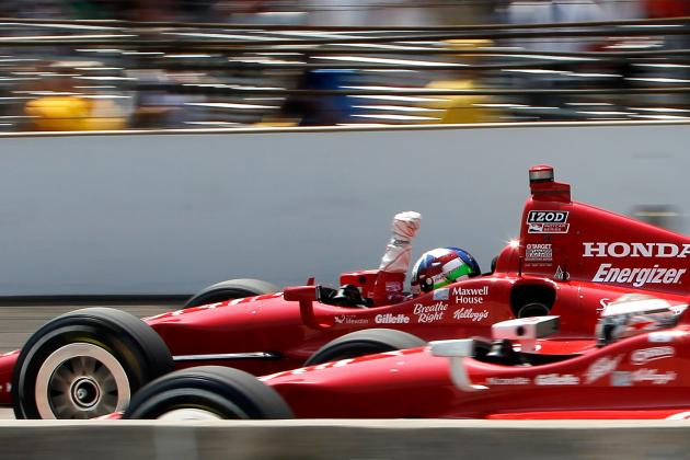 Indy 500 Results: Where 3rd Indy Win Ranks Dario Franchitti Among Greats