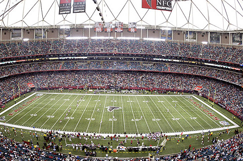 Atlanta Falcons Fans May Shoulder Much of the Cost for New Stadium
