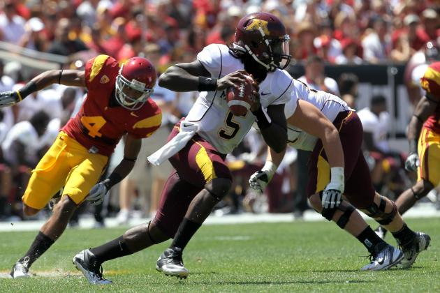 Big Ten Breakdown 2012: Minnesota Golden Gophers, Part 2, Offense