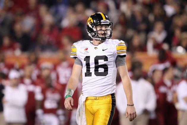 Iowa Football: Dissecting Phil Steele's JVB Snub on Preseason All-Big Ten Team