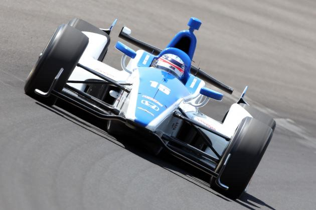 Indy 500 Results: Did Takuma Sato Make His Final Move Too Early?