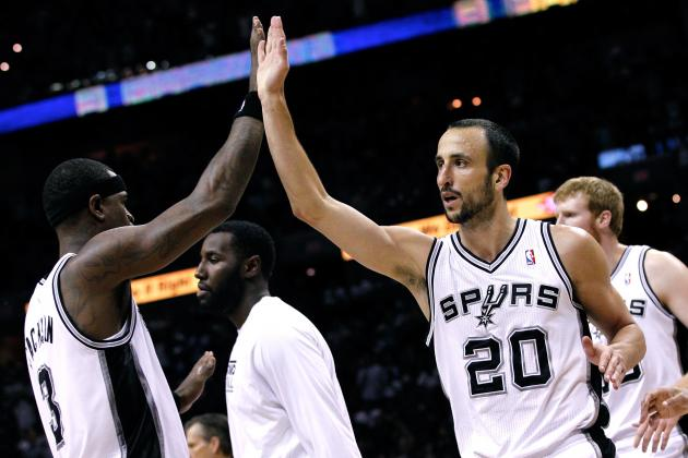 Thunder vs. Spurs: Game 1 Highlights, Twitter Reaction and Analysis