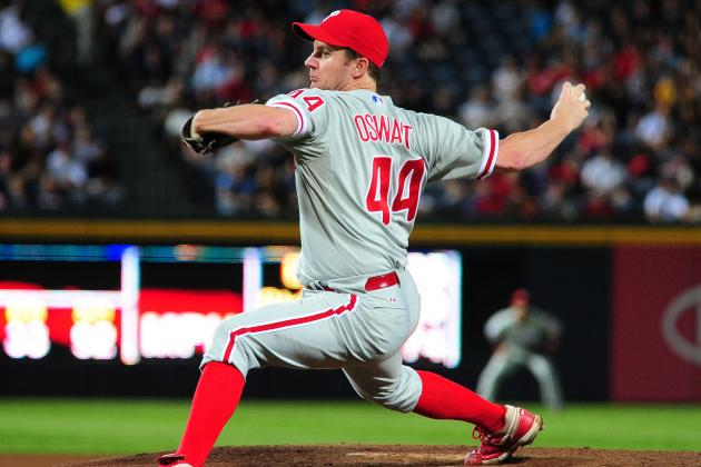 MLB Free Agency: Re-Signing Roy Oswalt Has No Downside for Philadelphia Phillies