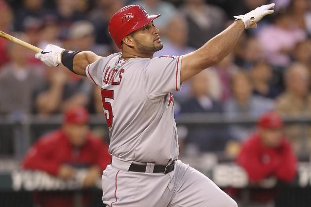 Albert Pujols Continues His Dominance of the Mariners