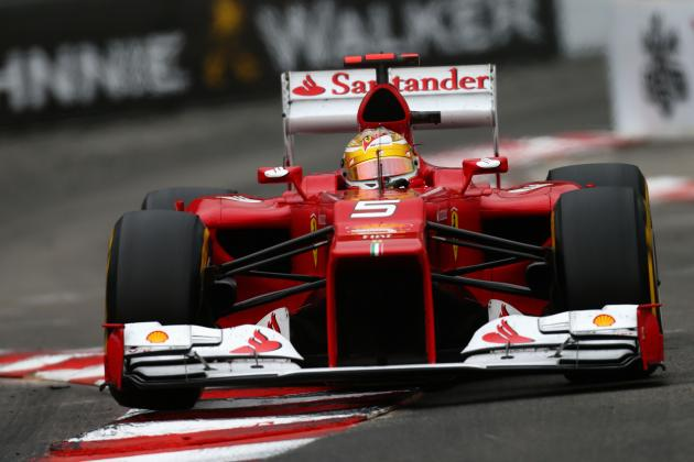 2012 F1 World Championship: Six Races, Six Different Winners