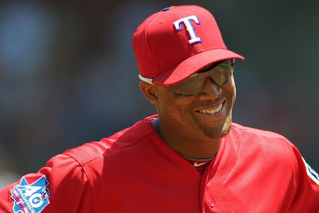 Texas Rangers' Adrian Beltre: Is He the AL's Most Underrated Player?