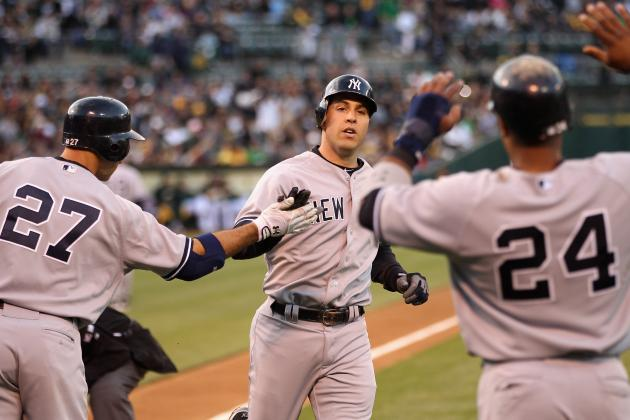 New York Yankees' Early-Season Struggles Are a Good Thing