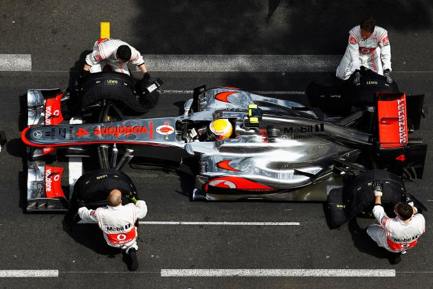 Lewis Hamilton's Formula 1 2012: A Series of Unfortunate Events