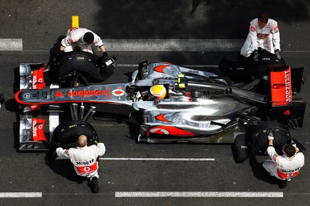 Lewis Hamilton's Formula 1 2012: A Series of Unfortunate Events