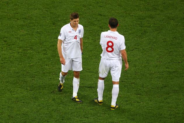 England Football: Can Gerrard and Lampard Play Together? A Tactical Analysis