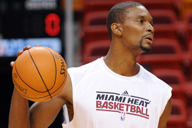 Chris Bosh Injury: Updates on Miami Heat Star's Abdominal Injury