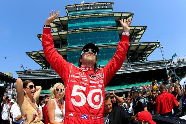 Dario Franchitti's Indy 500 Victory Comes Just in Time to U-Turn Season