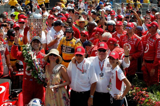 Indy 500 2012: Where Dario Franchitti Ranks Among All-Time Greats