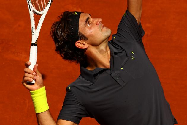 French Open 2012 Results: Roger Federer and Stars Looking Strong Early