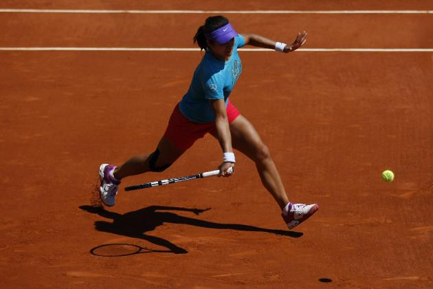 French Open 2012: Keys to a Win for Star Li Na