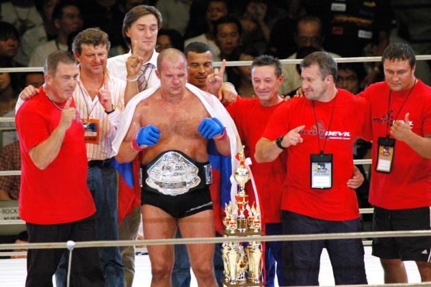 Fedor Emelianenko: When He Does Retire, How Will He Be Remembered?