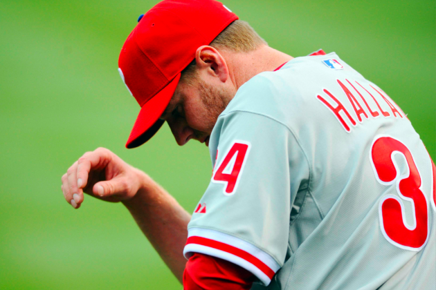 Roy Halladay Injury: Updates on Philadelphia Phillies Star's Shoulder Injury