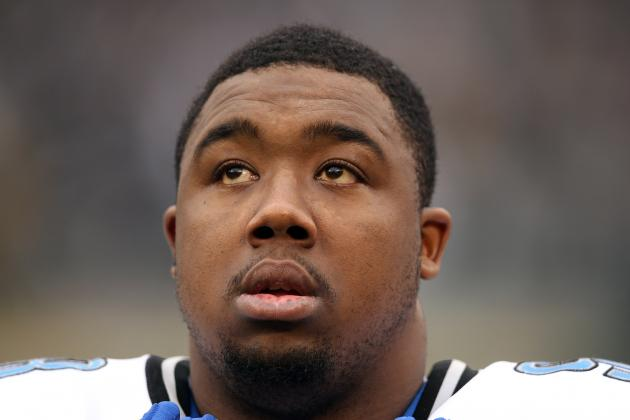 Nick Fairley Arrested: Should He Worry About His Job Like Us?