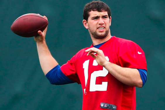 Andrew Luck vs. RGIII: Which QB Is More Likely to Enjoy Early Success?