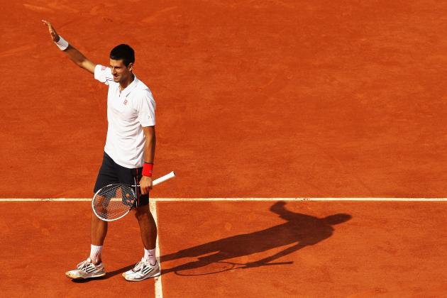 Novak Djokovic: Why Djoker Is Guaranteed to Win 2012 French Open