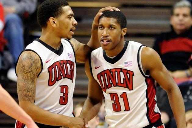UNLV Basketball: Runnin' Rebels Continue to Load Up on Talent for Huge NCAA Run