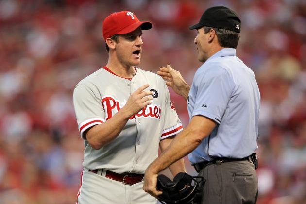 MLB Rumors: Why Roy Oswalt Would Be Perfect Signing for Philadelphia Phillies