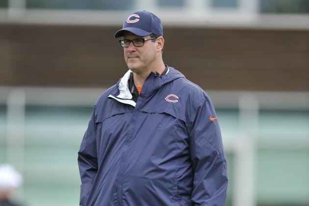 Bears' New Offense Could Look Like Vikings' from a Decade Ago