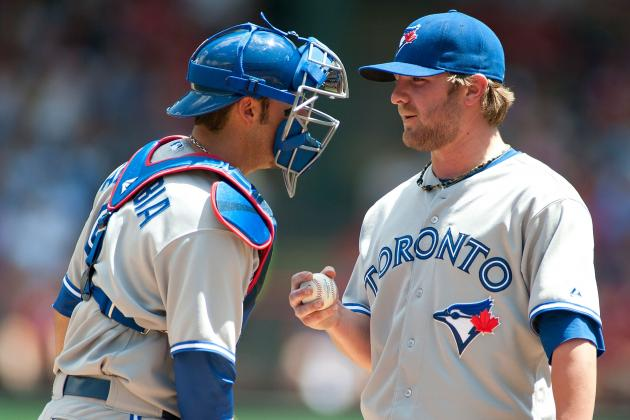 Kyle Drabek: Toronto Blue Jays Hurler Earns AL Worst of the Night Award