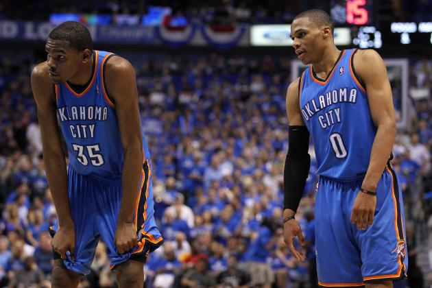 2012 NBA Playoffs: Why Westbrook and Durant Can Co-Exist in Oklahoma City