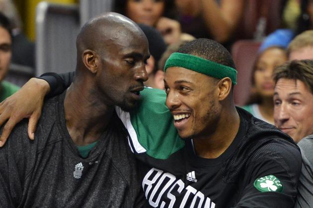Boston Celtics, San Antonio Spurs Showing Why Youth Is Overrated in the NBA