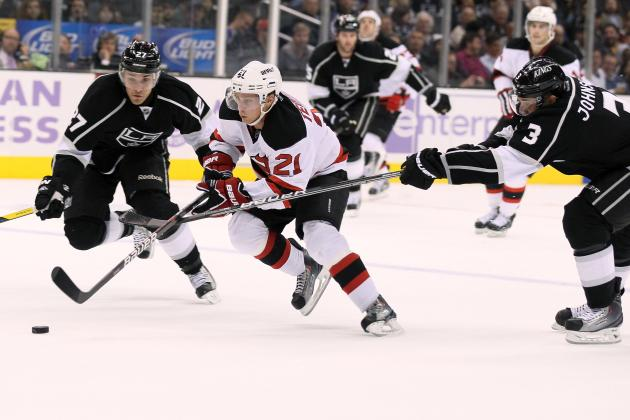 2012 Stanley Cup Finals: New Jersey Devils Will Dominate Los Angeles Kings