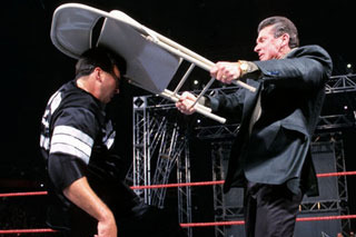 Is There Still a Place for Steel Chairs in Professional Wrestling?