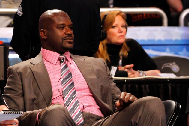 Shaquille O'Neal Stars in Hilarious Chinese Beer Commercial