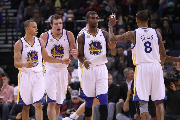 NBA Lottery Odds 2012: Why the Warriors Need to Make Trade to Secure Pick