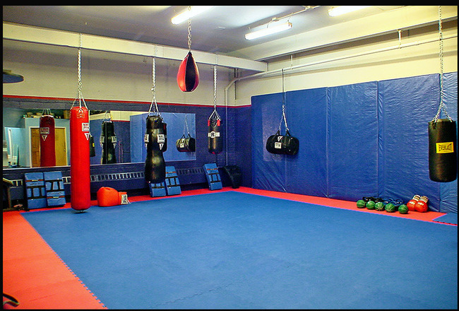 The top mma gyms to train at bleacher report