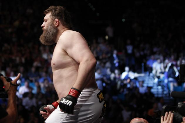 UFC 146 Results: Will Roy Nelson Ever Be a UFC Title Threat?
