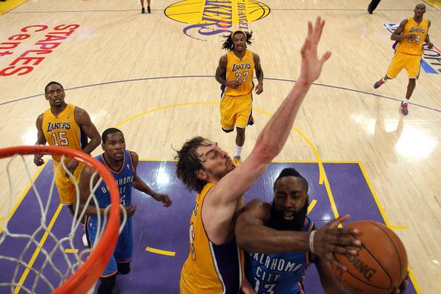 Los Angeles Lakers: Why Moving Pau Gasol May be the Right Decision for LA