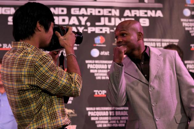 Pacquiao vs. Bradley Fight Time: Live Stream, PPV Info and More for Fight Night