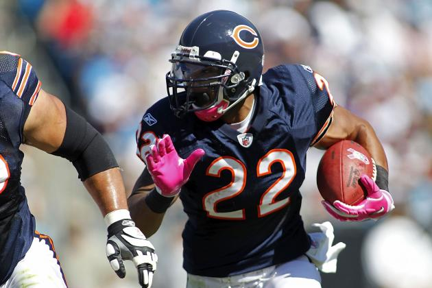 Matt Forte: Bears Have All the Leverage in Ugly Contract Dispute