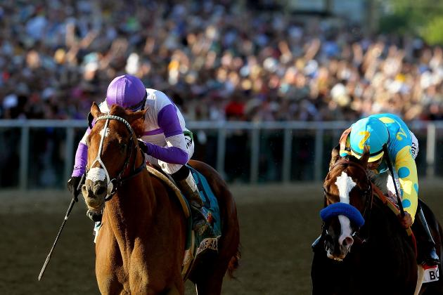 Belmont Stakes 2012: I'll Have Another's Style Makes Him Triple Crown Lock