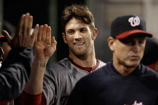 Bryce Harper: Is the Washington Nationals Rookie Made of the Stuff of Legends?