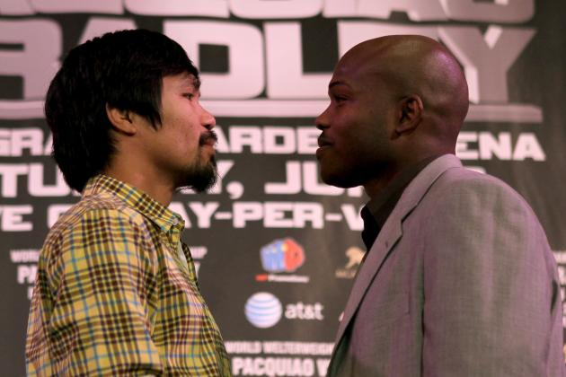 Manny Pacquiao vs. Timothy Bradley Live Stream:  Where to Watch the Bout Online