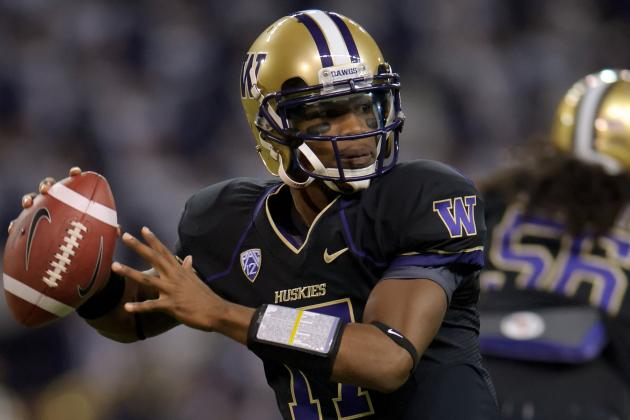 2012 Heisman Trophy Futures: Is Keith Price a Legitimate Contender to Win?