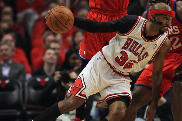 Chicago Bulls: Issuing a Grade for the Rip Hamilton Project